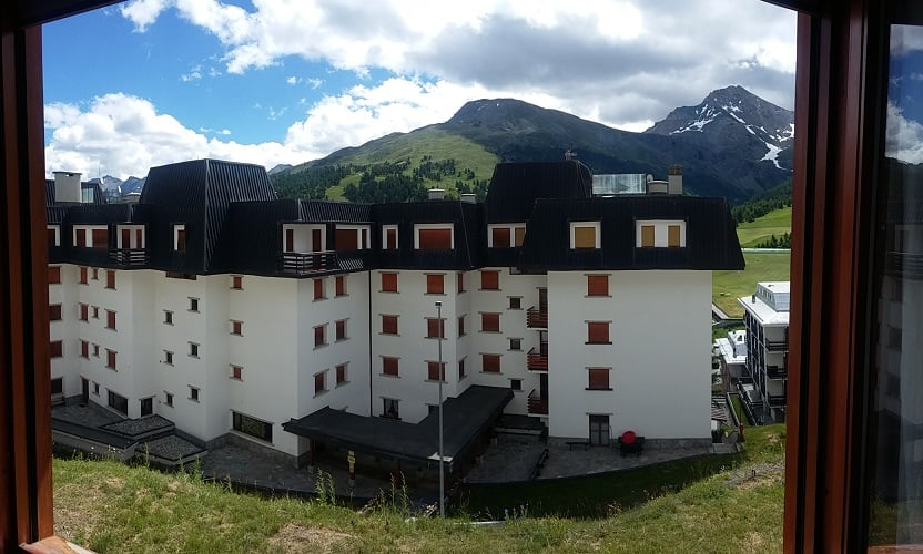 rent two room bellevue  Sestriere